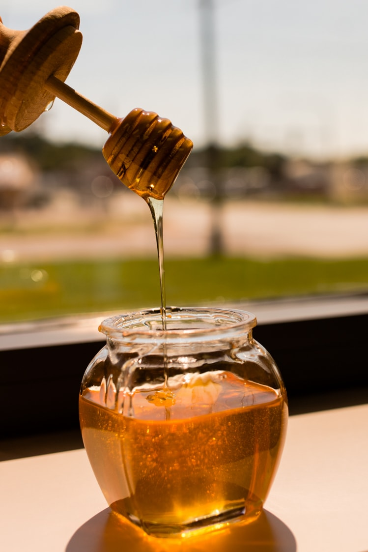 Honey glistening in the sun: The Story of Honey | A Southern Fairytale