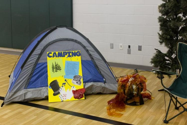 boy scouts of america camping