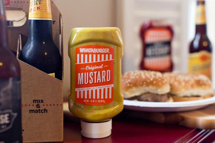 Whataburger Mustard