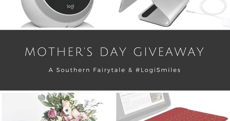 Mother's Day Smiles with a Logitech #LogiSmiles Giveaway