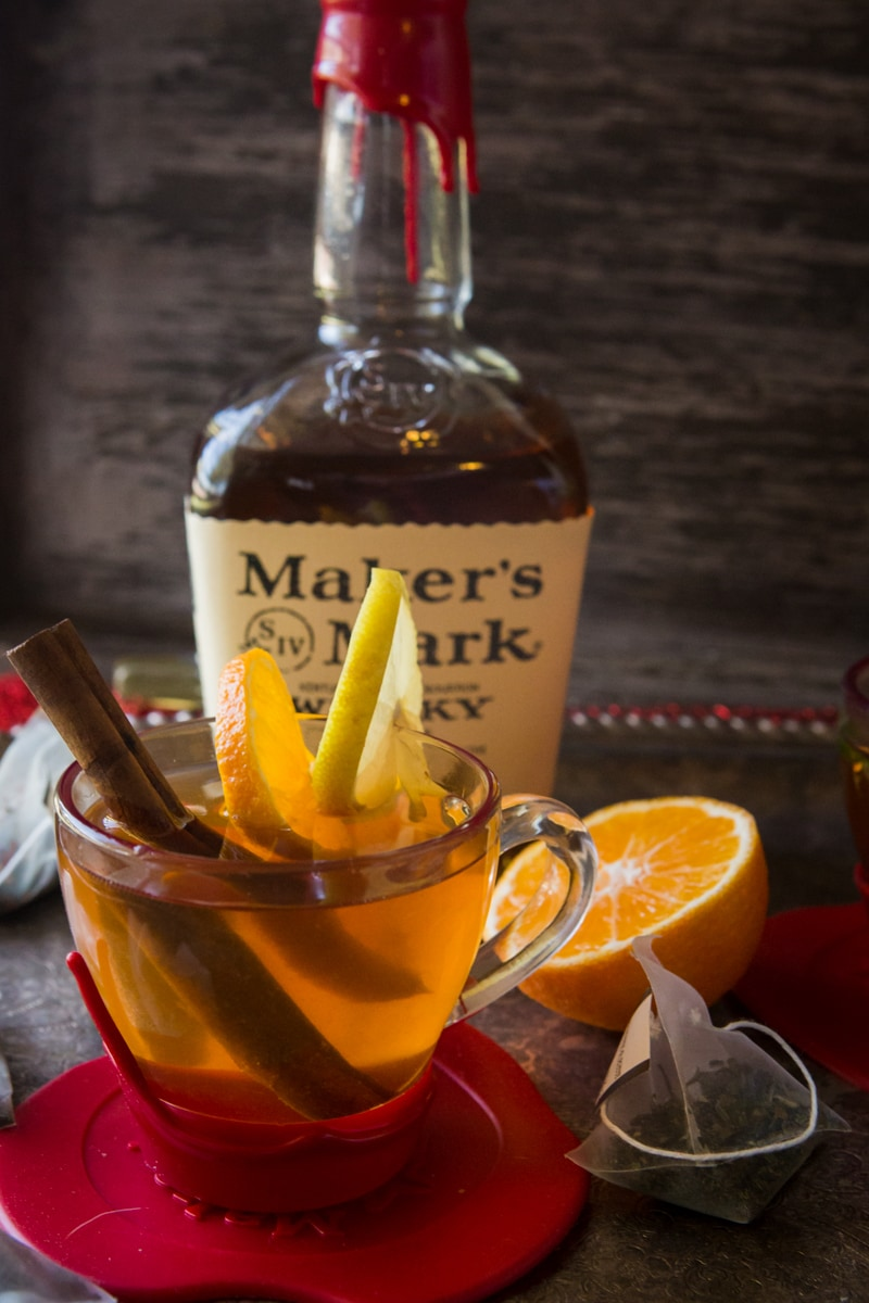 traditional whisky hot toddy