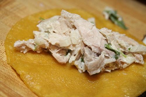 Turkey Enchilada filling