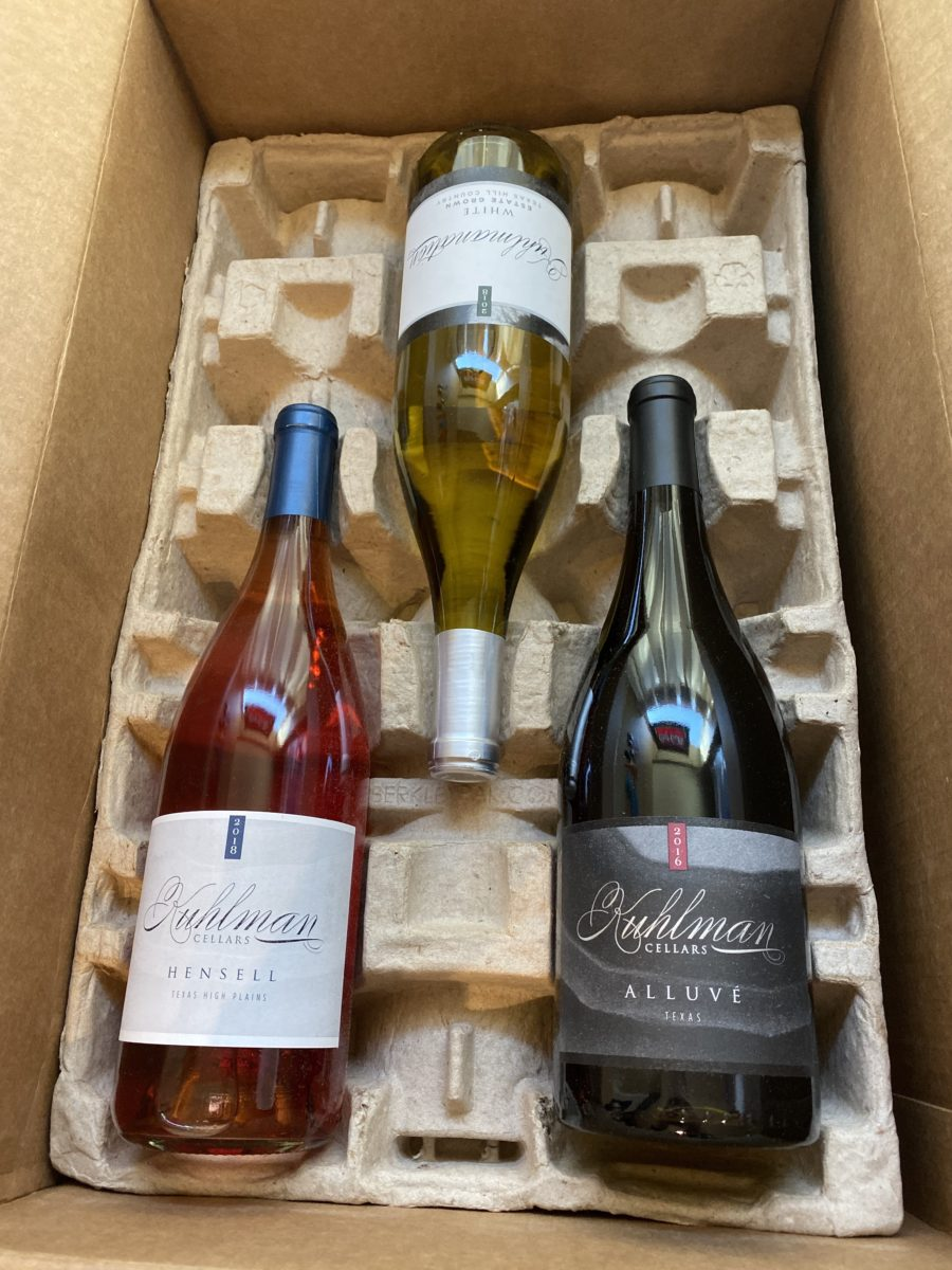 kuhlman cellars trio