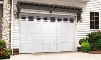 Colonial Style Garage Doors  Professional Installation
