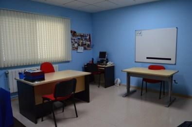Sala psicología RMF