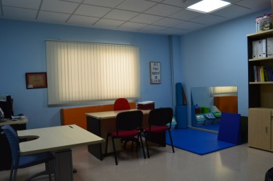 Sala psicología CAIT