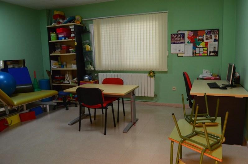 Sala Terapia Ocupacional