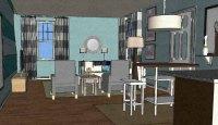 coastal-contemporary-living-room-virtual-interior-design ...