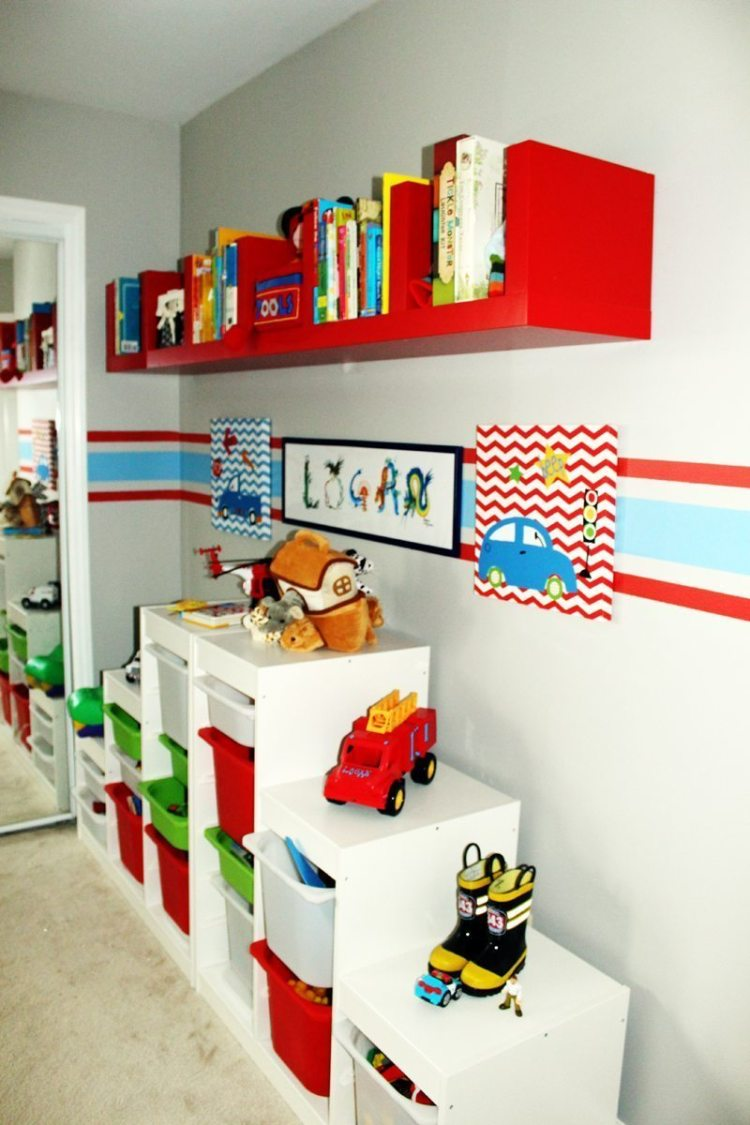 Car Truck Theme Toddler Room Ideas A Space To Call Home
