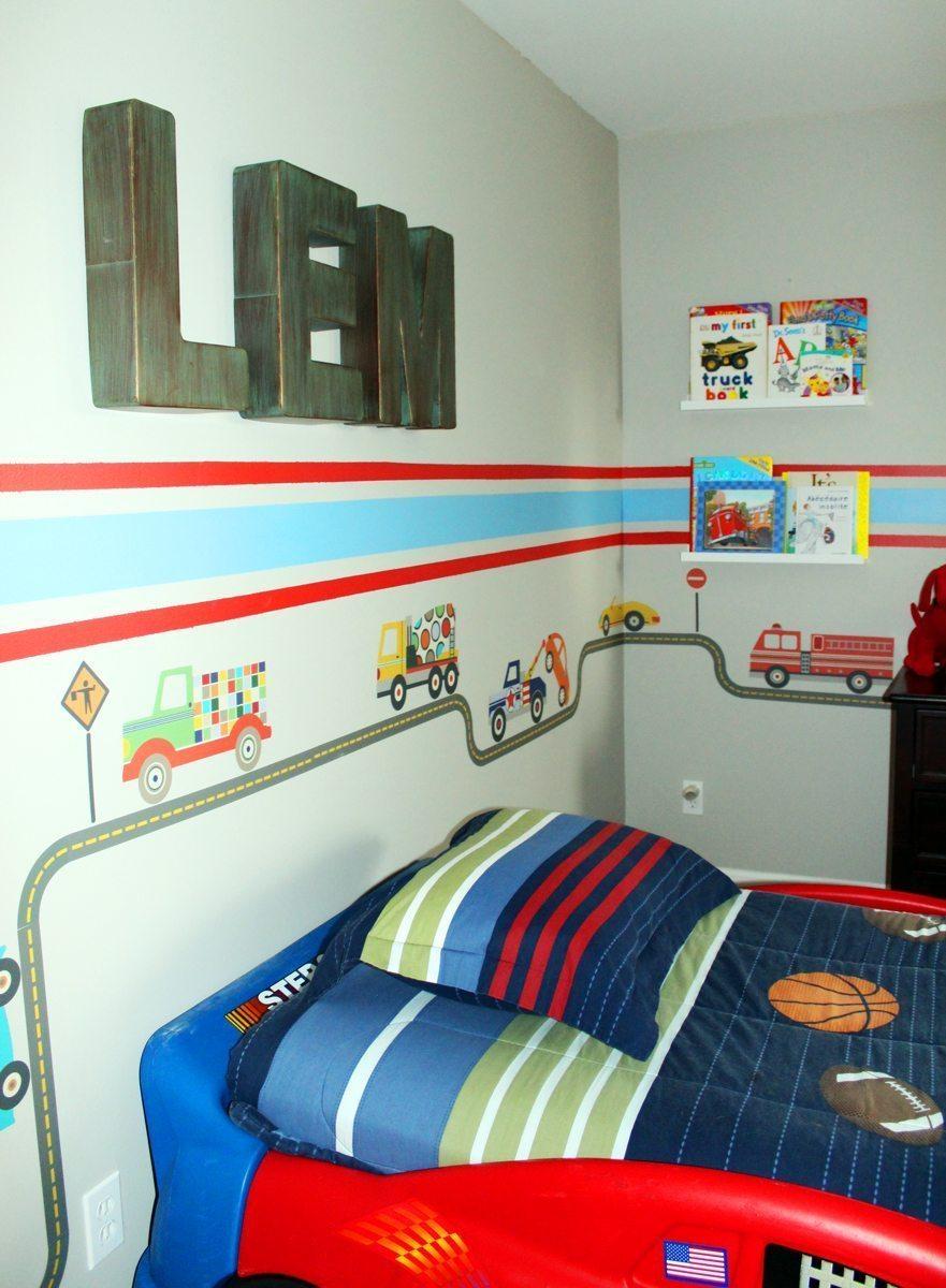 Toddler Boy Room Decorating Ideas