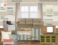 Coastal Living Room Design - A Space to Call Home