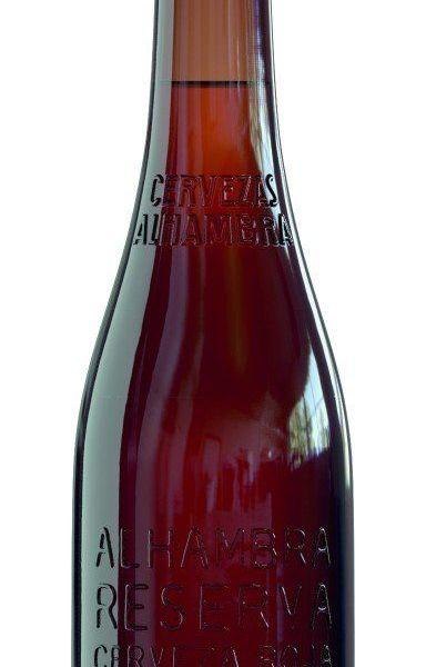 Cerveza Roja  ALHAMBRA Botella de  33 cl - A Spanish Bite