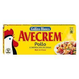 Caldo de Pollo AVECREM- 12 Pastillas - A Spanish Bite