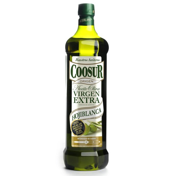 Aceite Oliva Virgen Extra Hojiblanca Coosur- 1L - A Spanish Bite