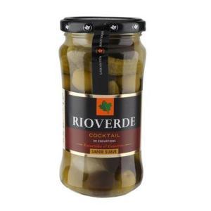 Cocktel de encurtidos sabor suave RIOVERDE - A Spanish Bite