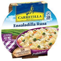 Ensaladilla Rusa CARRETILLA - A Spanish Bite