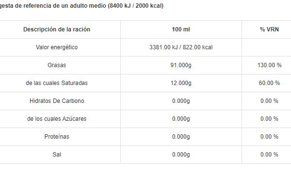 Aceite Oliva Coosur Suave- 1L - A Spanish Bite