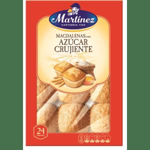 Magdalenas Cuadradas MARTÍNEZ - A Spanish Bite