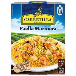 Paella Marinera CARRETILLA - A Spanish Bite