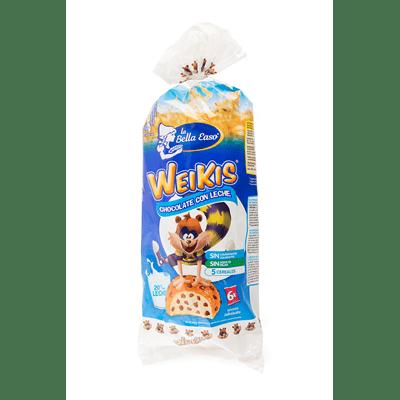 Weikis de  Leche LA BELLA EASO- 240GR - A Spanish Bite