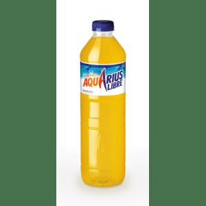 Aquarius Bebida Isotónica Naranja . 1,5 Litros - A Spanish Bite