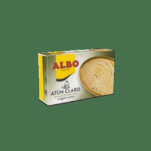 Atún Claro en Aceite Oliva Virgen ALBO - A Spanish Bite