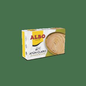 Atún Claro en Aceite de Oliva ALBO - A Spanish Bite