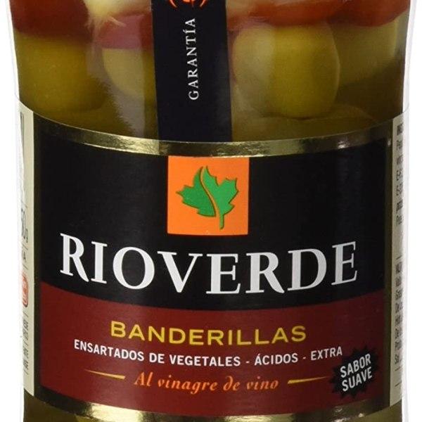 Banderillas Suaves Ríoverde - A Spanish Bite