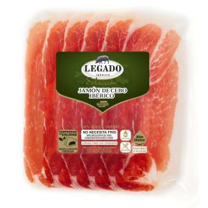 Jamón cebo 50% raza ibérica LEGADO 60 gr - A Spanish Bite