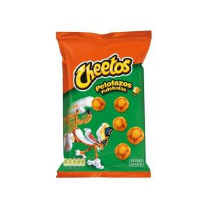 Cheetos pelotazos – 130 gr - A Spanish Bite