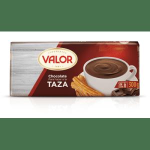 Chocolate a la taza en tableta VALOR - A Spanish Bite