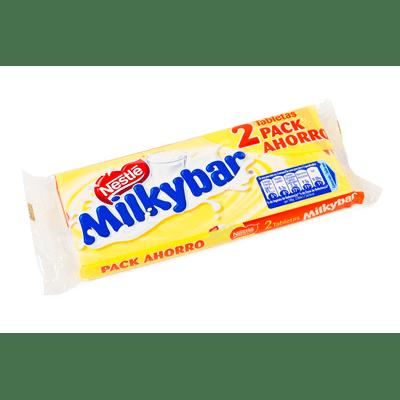 Chocolate Blanco Milkybar Nestlé - A Spanish Bite