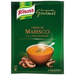 Crema de Marisco Gourmet KNORR - A Spanish Bite