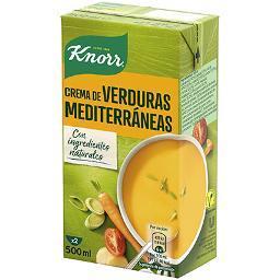 Crema de Verduras Mediterráneas KNORR - A Spanish Bite