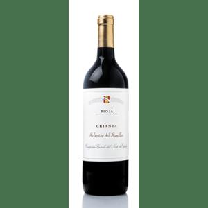 Red Wine Crianza Selección D.O. Rioja CUNE - 75 cl - A Spanish Bite