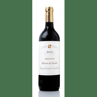 Vino Tinto Crianza Selección D.O. Rioja CUNE - 75 cl - A Spanish Bite