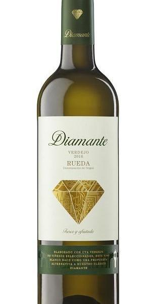 Vino Blanco Verdejo D.O. Rueda -DIAMANTE - 75 cl - A Spanish Bite