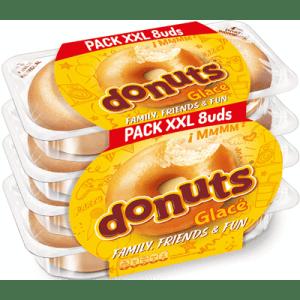 Donuts Glacé- 8 unidades - A Spanish Bite