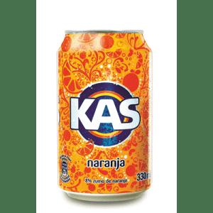 KAS Naranja . Lata 33 cl - A Spanish Bite