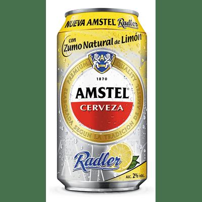 Cerveza con Limón AMSTEL- Lata 33 cl - A Spanish Bite