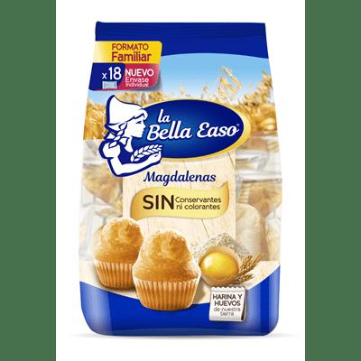 Magdalenas La Bella Easo 522gr - A Spanish Bite