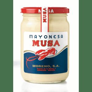 Mayonesa MUSA- 450 ml - A Spanish Bite