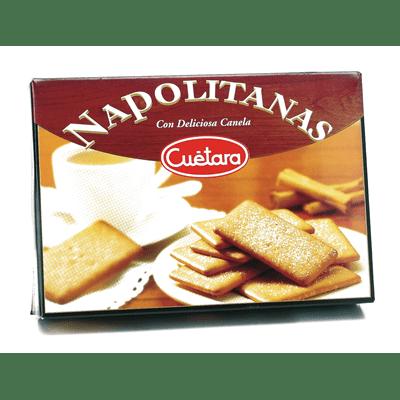 Galletas Napolitanas CUÉTARA 500gr - A Spanish Bite