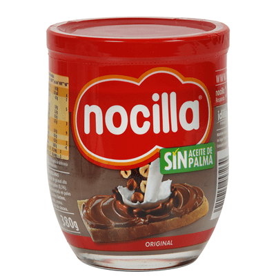 Nocilla Original - A Spanish Bite