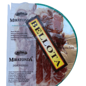 Paleta de Bellota Ibérica de Guijuelo  MIRATONDA- 100gr - A Spanish Bite