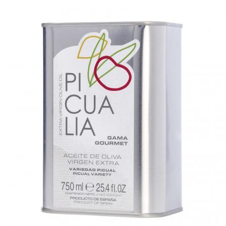 Aceite Oliva Virgen Extra Picualia 750 ml. - A Spanish Bite