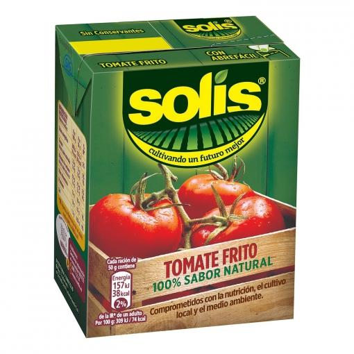 Tomate Frito Solís - 350gr - A Spanish Bite