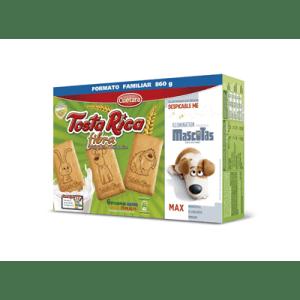 Galletas Tosta Rica Fibra CUÉTARA - A Spanish Bite