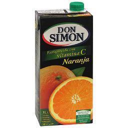 Zumo de Naranja DON SIMÓN- 1L - A Spanish Bite