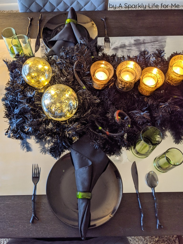 Slytherin Themed Dinner Party for Adults